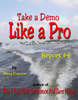 Demo and Buy a Houseboat book