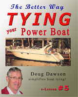 Houseboat Books - Tie House Boats Tying