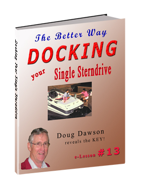 Docking Your Single Sterndrive