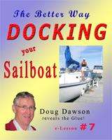 Dock a Sail Boat