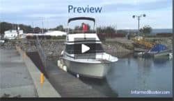 Docking a Twin Inboard -video