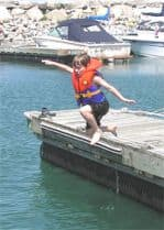 jason jumping harbour
