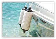fenders for docking a boat