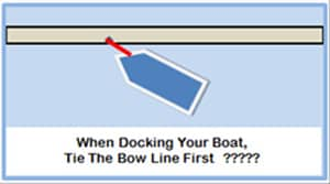 dock bow line first2