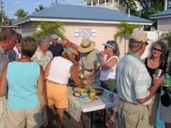 boater harbour get together