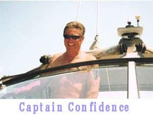 happy captain