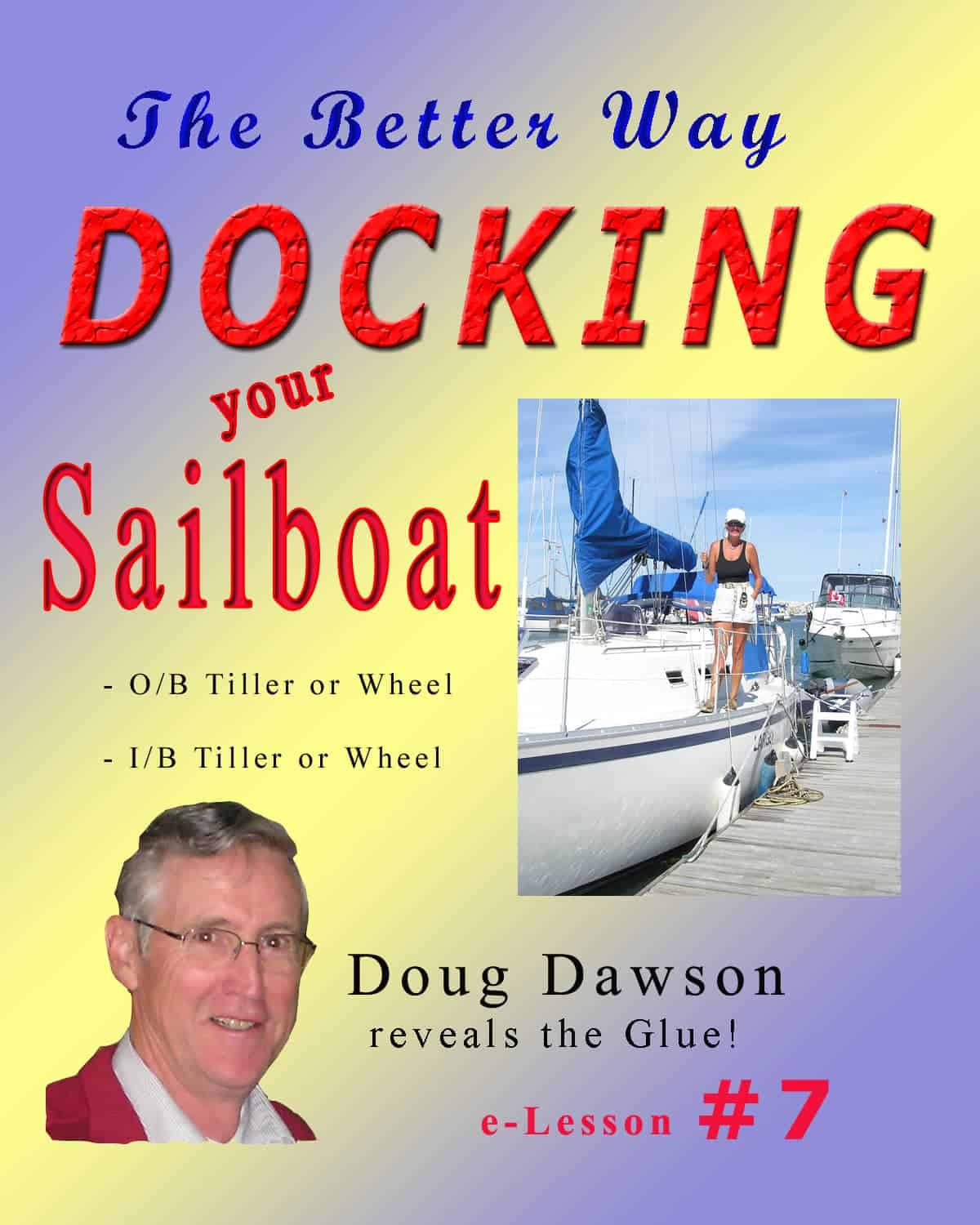 docking a sailboat