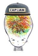 cluttered mind captain