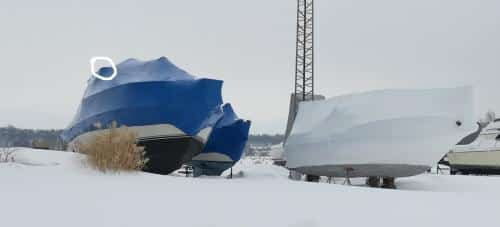 boats shrink wrap