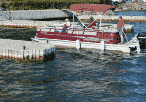 Pontoon Boat Docking Lessons
